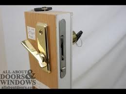sliding door locks with key. Sliding Door Lock | Whitco Jammed Locks With Key O