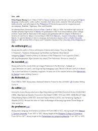 filipino essay writers filipino writers what is an educated  filipino writers