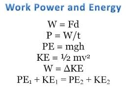 work energy and power m honors physics lecture notes ppt physics definition of workphysics definition of work practice problems explanation videos