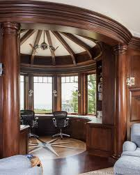home office wellesley hills. This Circular Crafted Space Is A Work Of Absolute Architectural Genius By Kochman Reidt + Haigh · Home Office Wellesley Hills