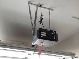 overhead garage door openerLow Profile Garage Door Opener  HomesFeed