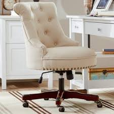 Feminine office chair Girly Quickview Wayfair Office Chairs Youll Love Wayfair