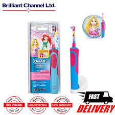 <b>Oral</b>-<b>B D12</b>.<b>513K</b> Power Kids Toothbrush(Frozen/Princess/<b>Car</b> ...
