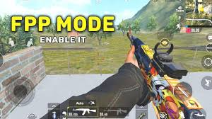 FPP Mode In Pubg Mobile Lite