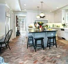 brick veneer flooring. Terrific Brick Veneer Flooring Interior Red Floor Kitchen Various Kitchens Inglenook Tiles Thin Of
