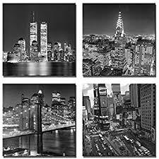 new york cityscape wall art