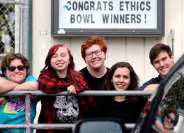 Cypress Charter: First public school to win regional Ethics Bowl heading to  national competition – Santa Cruz Sentinel