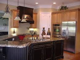 Image of: Two Tone Kitchen Cabinet Ideas