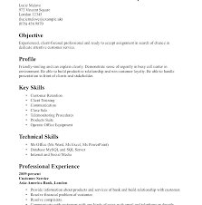 Entry Level Customer Service Resume Gorgeous Entry Level Customer Service Resume Objective Examples Resumes
