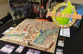 Review Whitehall Mystery Shut Up Sit Down