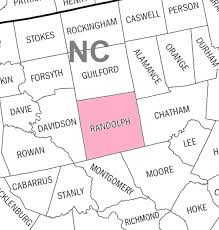 Image result for randolph county, nc