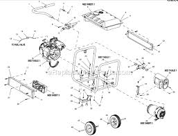 generac gp5500 wiring diagram generac image wiring generac 0059390 parts list and diagram ereplacementparts com on generac gp5500 wiring diagram