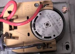 test and replace the fan limit switch on a furnace hvac how to old furnace fan electromechanical limit switch