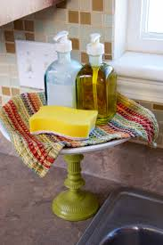 diy organizing ideas for kitchen kitchen dish soap cake stand and easy ways