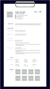 interactive resume builder free resume template interactive resume generator