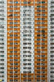 Architecture Photography Series Stacked Hong Kong With Design Decorating