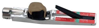 belt tension meter. gates carbon drive belt tension meter