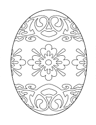 Free Printable Easter Coloring Pages Eggs Easter Coloring Pages Of