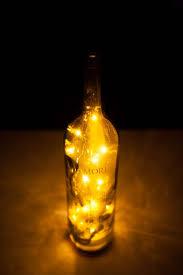 wine bottle lamp diy repurposed lights diy lamp wine bottle