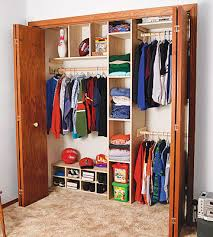 Crafty Closet Organizer