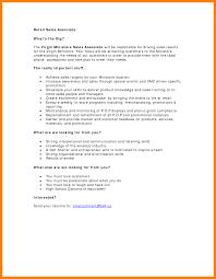 retail sales associate resume retail sales associate free samples examples resume example for sales associate