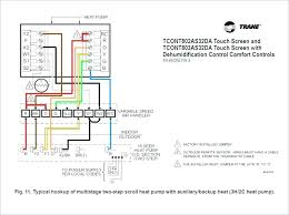 trane thermostat wiring diagram as well honeywell thermostat wiring trane air conditioning thermostat wiring diagram heat