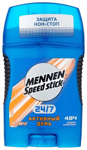 <b>Дезодорант</b>-антиперспирант <b>стик Mennen Speed Stick</b> 24/7 ...