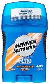 Купить <b>Дезодорант</b>-антиперспирант <b>стик Mennen Speed Stick</b> 24 ...