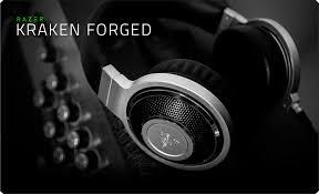 <b>Razer Kraken</b> Forged Edition - Music & Gaming Headphones ...