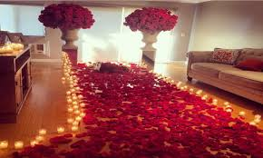 romantic bedroom ideas candles. Decorative Bed With Flowers And Candles Gallery Including Romantic Bedrooms Roses Bedroom Ideas Images Wedding Decoration