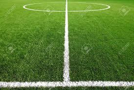 soccer field grass. Soccer Field Grass Stock Photo - 13488807 A