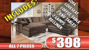 american freight furniture 7 piece living room mercial