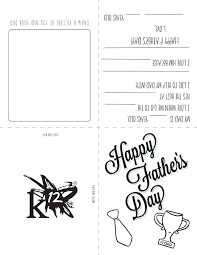 This one is an easy and unique card that sure hits the spot. Printable Father S Day Card For Kids To Make Learning Liftoff