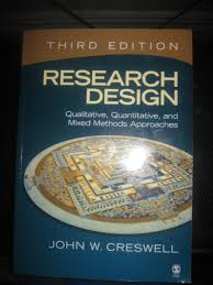 Creswell Research Design Research Design Qualitative Quantitative And Mixed Methods