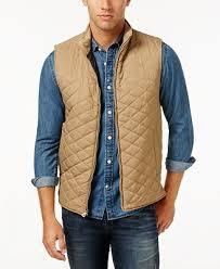 Vest Jacket For Men   Jackets Review & Weatherproof Vintage Men's Quilted Vest, Classic Fit - Coats . Adamdwight.com