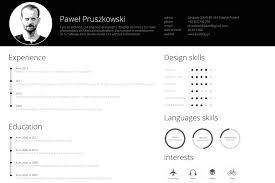 Pawe Pruszkowski Cv En Strona 1 Jpg