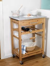 Granite Top Kitchen Trolley Buy The Granite Top Wooden Kitchen Trolley Robert Dyas