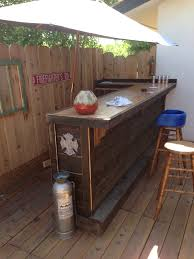 pool bar furniture. good idea for small bar in the corner of deck pool furniture a