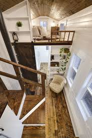 luxury tiny house. Delighful Luxury Rustic Loft  A Luxury 273 Square Feet Tiny House On Wheels Built By Mint Tiny  Homes In British Columbia Canada On Luxury House