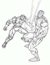Iron man printable coloring pages: Iron Man Free Printable Coloring Pages For Kids