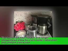 bonavita bv1900ts 8 cup carafe coffee brewer review