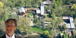 19 Crazy Facts About Bill Gates' House - Business Insider
