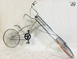 bicycle parts to build your custom chopper bicycle