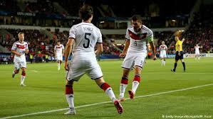 Fünf kandidaten für die em 2024. U21 European Championships Germany Draw With Czech Republic To Seal Semifinal And Olympic Spots Sports German Football And Major International Sports News Dw 23 06 2015