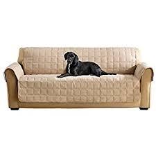 Amazon.com: Sure Fit Furniture Friend Pet Throw - Sofa Slipcover ... & Sure Fit Ultimate Waterproof Quilted Throw - Sofa Slipcover - Taupe  (SF45308) Adamdwight.com