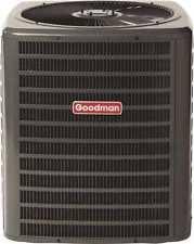 goodman heat pump. goodman 14 seer 3.5 ton 40,000 btu r-410a heat pump air conditioner