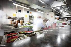 busy kitchen. Busy Kitchen : Stock Photo