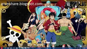 Theme Windows 7 Anime One Piece ...