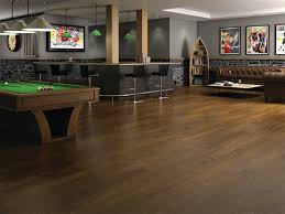 ... Crafty Ideas Laminate Wood Flooring For Basement Questions Hardwood For  Basements ...