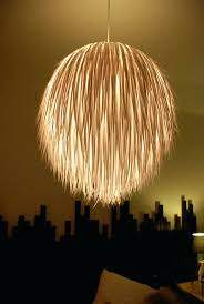 large size of rice paper chandelier this creature was born as an ordinary round rice lamp